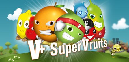 V+ SuperVruits
