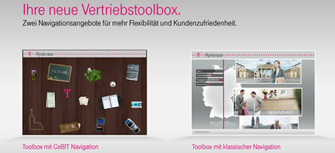 T-Systems Public Toolbox