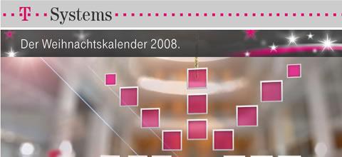 T-Systems XMAS 2008